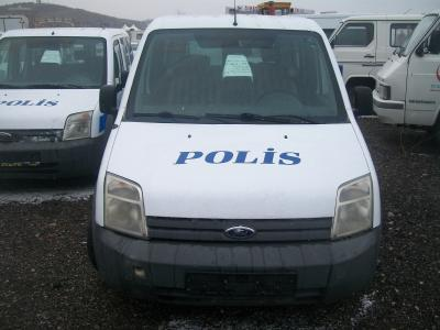 FORD CONNECT 2008 (HASAR KAYITSIZ)
