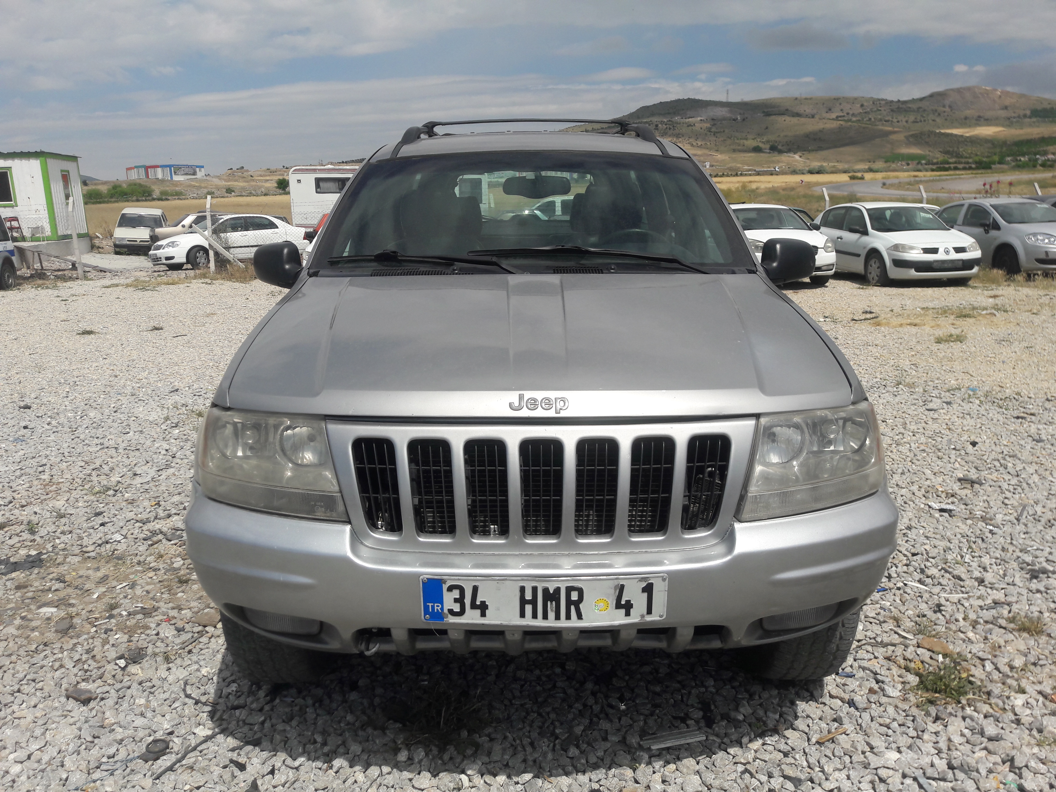 Jeep Grand Cherokee 3.1TD 2000 Model